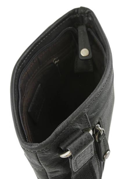 Crossbody Bag Hexagona Black instinct 664752 other view 3