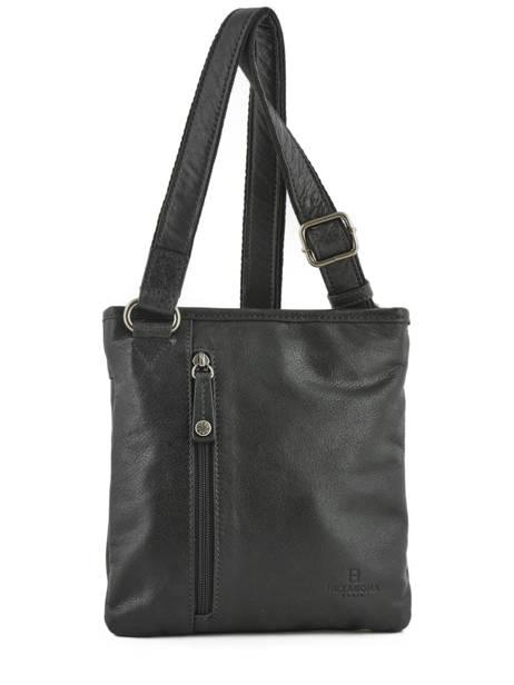 Crossbody Bag Hexagona Black instinct 664752