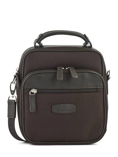 Messenger Bag Hexagona Brown travel business 293805