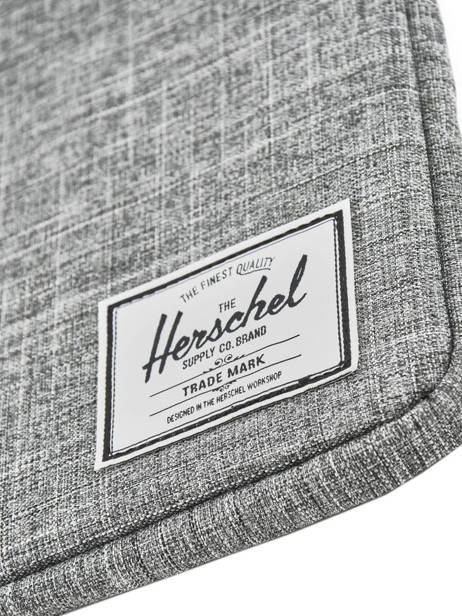 Laptop Cover Herschel Black classic business 10054-13 other view 1