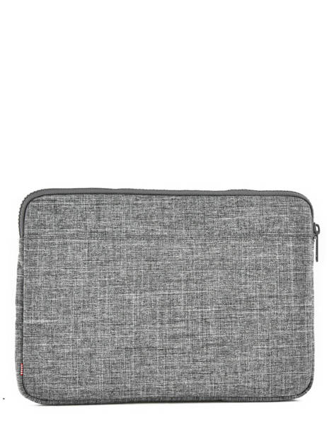 Laptop Cover Herschel Black classic business 10054-13 other view 2