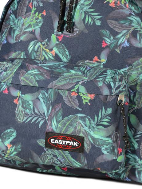 Sac à Dos 1 Compartiment A4 Eastpak Vert pbg authentic PBGK620 vue secondaire 1