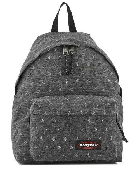 Backpack 1 Compartment A4 Eastpak Gray pbg authentic PBGK620