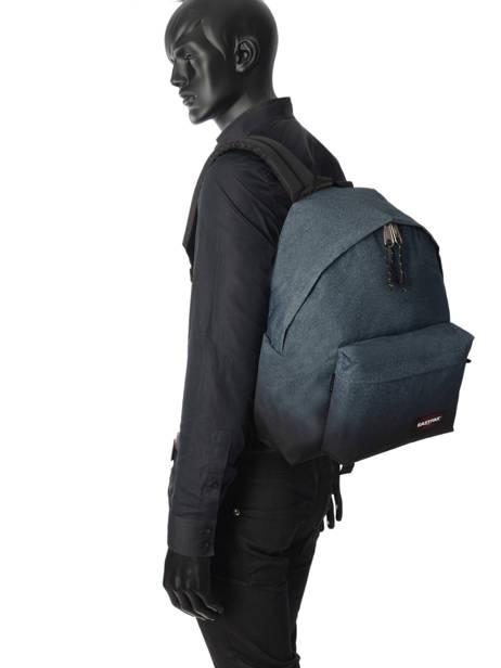 Backpack 1 Compartment Eastpak Black K620DG other view 2
