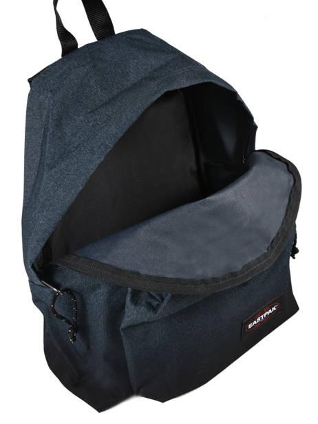 Backpack 1 Compartment Eastpak Black K620DG other view 4