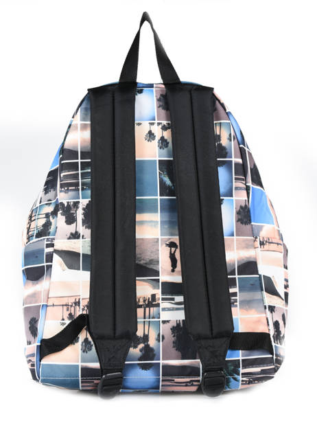 Backpack 1 Compartment A4 Eastpak Black pbg authentic PBGK620 other view 3