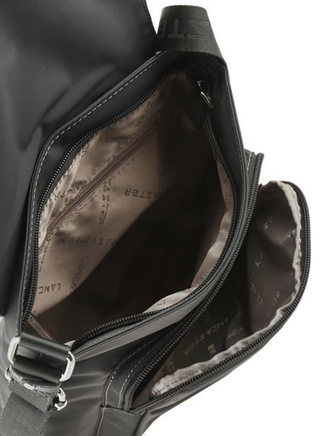 Shoulder Bag Basic Vernis Lancaster Gray basic vernis 514-85 other view 4