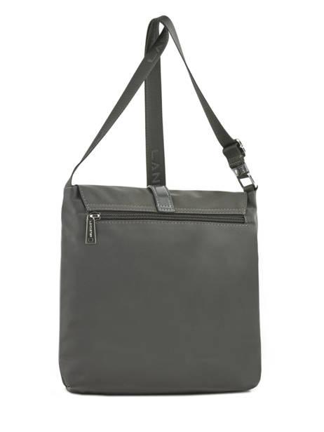 Shoulder Bag Basic Vernis Lancaster Gray basic vernis 514-85 other view 3