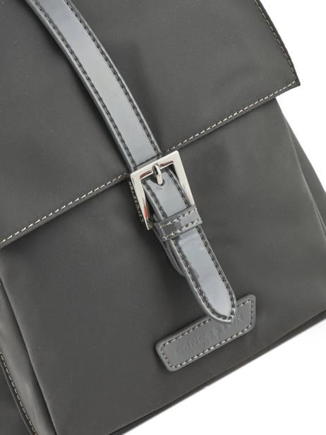 Shoulder Bag Basic Vernis Lancaster Gray basic vernis 514-85 other view 1