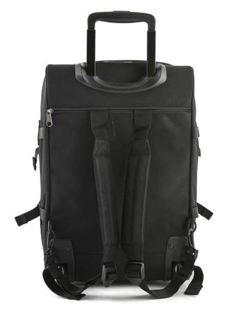 Valise Cabine Sac à Dos Eastpak Noir authentic luggage K96L vue secondaire 4