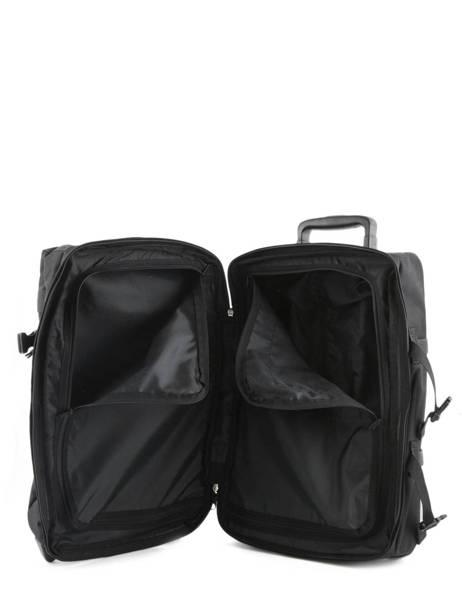 Valise Cabine Sac à Dos Eastpak Noir authentic luggage K96L vue secondaire 5