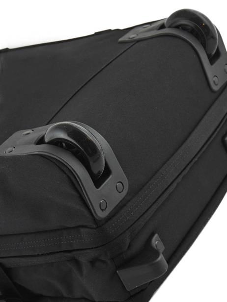 Valise Cabine Sac à Dos Eastpak Noir authentic luggage K96L vue secondaire 3