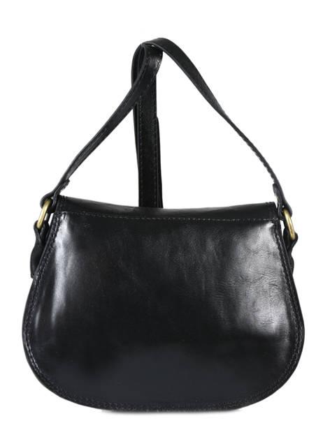 Tempo Small Saddle Bag Milano Black tempo TE18062 other view 2