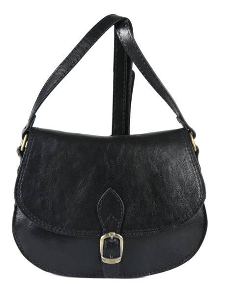 Tempo Small Saddle Bag Milano Black tempo TE18062