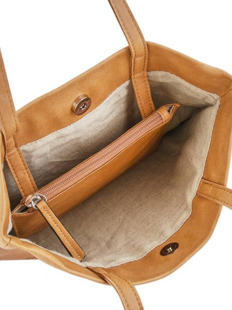 Sac Shopping Flat Bag Woomen Jaune flat bag WFLAT01 vue secondaire 5