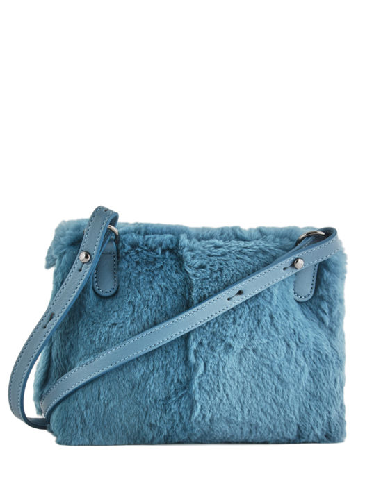 Longchamp Give me a hug Sacs porté travers Bleu