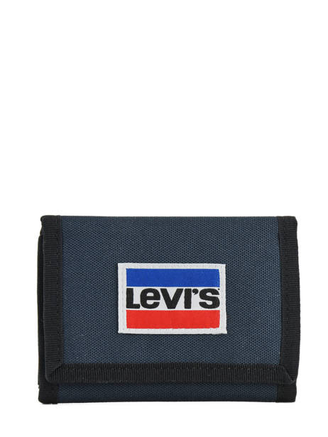 Wallet Levi's Blue wallet 228900
