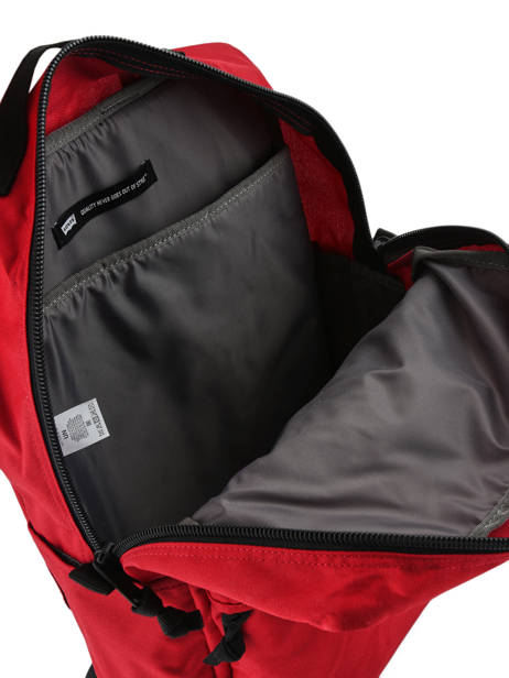 Backpack 15'' Laptop Levi's Red l1 225294 other view 5