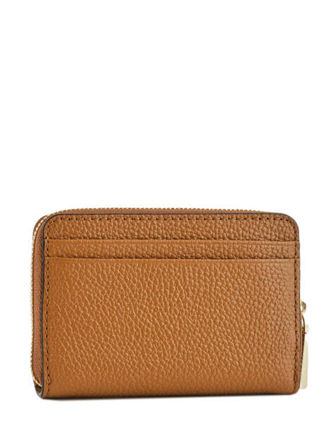 Purse Leather Michael kors Brown money pieces T8GF6Z1L other view 1