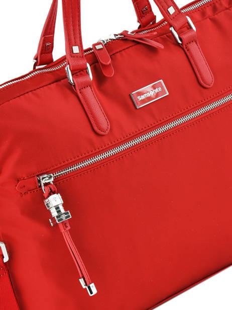 Briefcase Samsonite Red karissa - 0060N004 other view 1