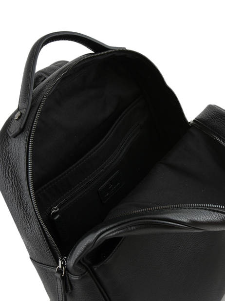 Business Backpack Hexagona Black encore 135731 other view 3