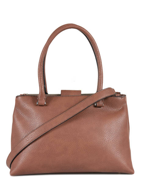 Sac Shopping Caroline Guess Marron caroline VG709509 vue secondaire 3