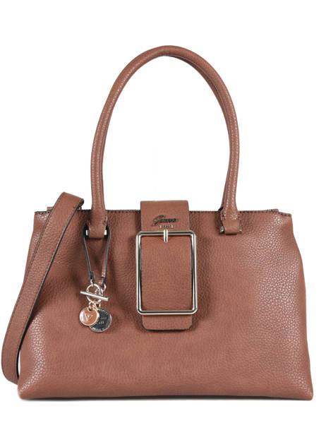Sac Shopping Caroline Guess Marron caroline VG709509
