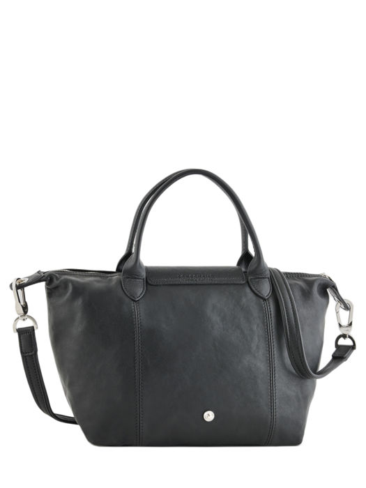 Longchamp Sacs porté main Noir