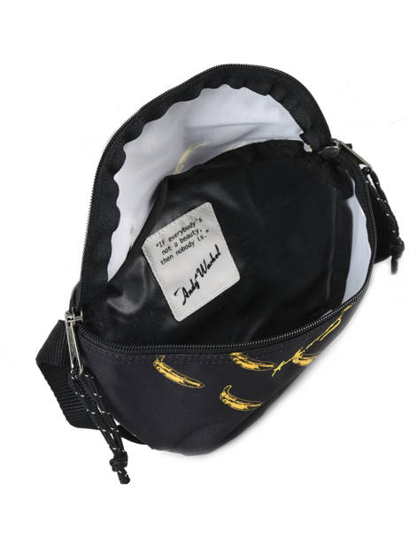 Bumbag Springer Andy Warhol Eastpak Black andy warhol K074AND other view 2