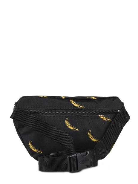 Bumbag Springer Andy Warhol Eastpak Black andy warhol K074AND other view 3