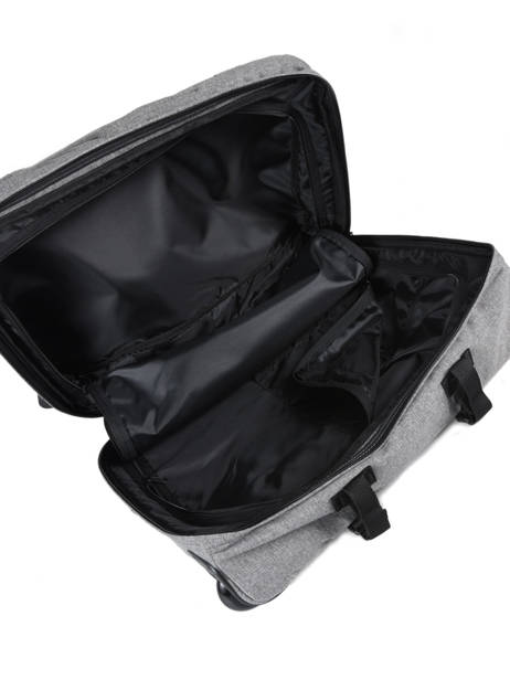valise cabine eastpak strapverz s sunday grey en vente au meilleur prix. Black Bedroom Furniture Sets. Home Design Ideas