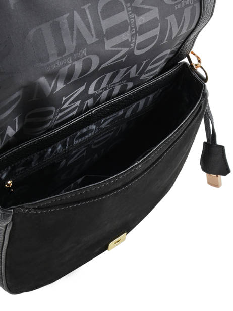 Shoulder Bag Romy Leather Mac douglas Black romy GIEROM-M other view 5