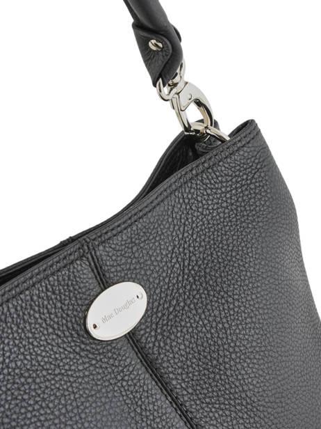 Bucket Bag Vesuvio Leather Mac douglas Black vesuvio MEGVES-W other view 1