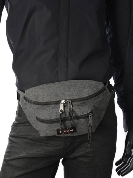 Fanny Pack Doggy Bag Eastpak Black K073 other view 2