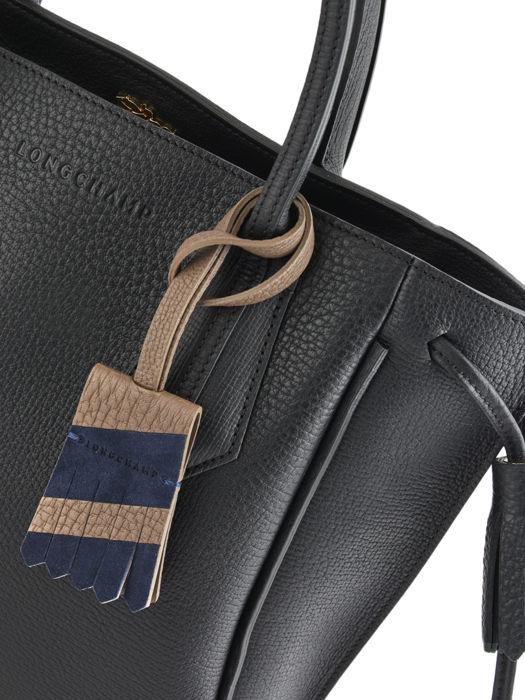Longchamp Pénélope Bijoux Noir
