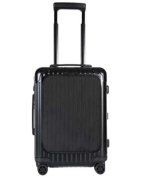 Valise Cabine Rimowa Noir essential sleeve 842-52-4