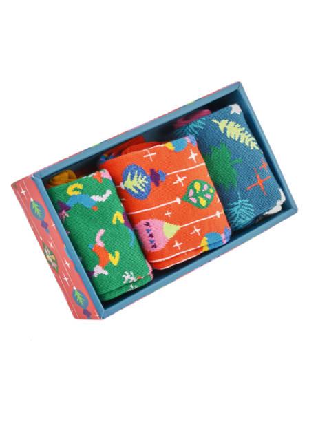 Xmas Socks Gift Box Happy socks Multicolor pack XMAS08