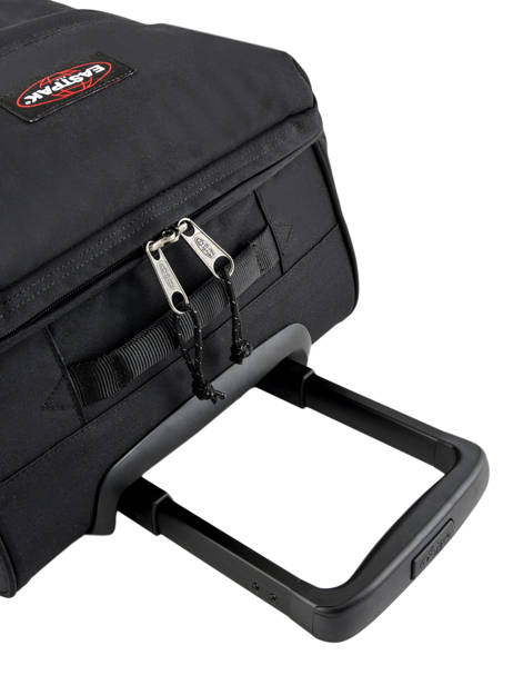 Cabin Luggage Eastpak Black authentic luggage K36D other view 1
