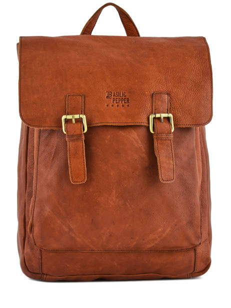 Backpack Basilic pepper Brown urban BURB07
