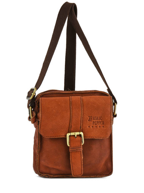 Crossbody Bag Basilic pepper Brown urban BURB06