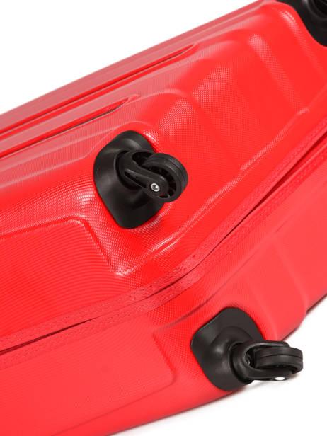 Valise Cabine Tanoma Jump Rouge tanoma 3200 vue secondaire 2