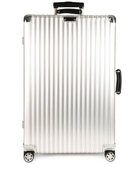 Hardside Luggage Classic Rimowa Silver classic 972-73-4