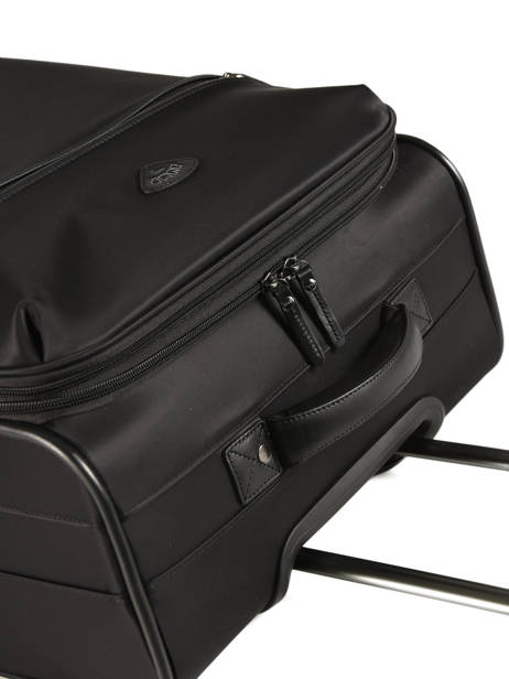 Softside Luggage Jump Black 6572EX other view 1