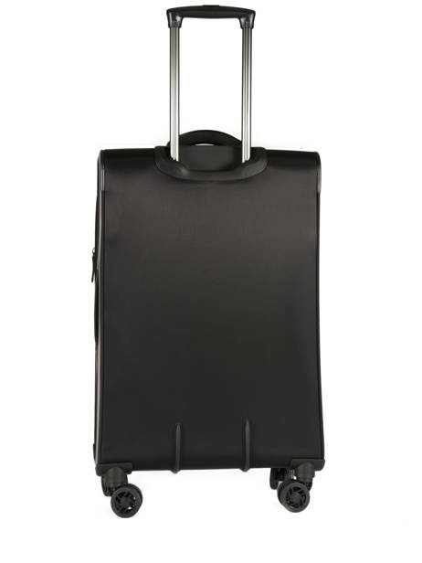 Softside Luggage Jump Black 6572EX other view 4