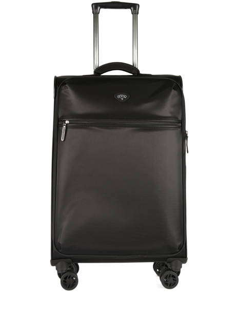 Softside Luggage Jump Black 6572EX