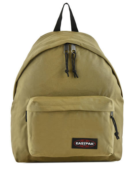 Sac à Dos 1 Compartiment A4 Eastpak Vert authentic 620
