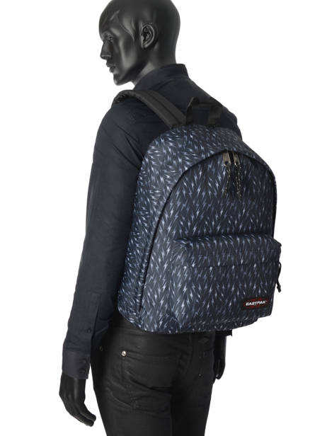 Sac à Dos A4 1 Compartiment + Pc 15'' Eastpak Noir authentic K767 vue secondaire 3