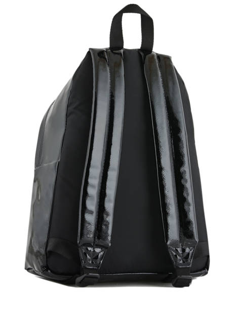 Backpack 1 Compartment Eastpak Black pearlescent K620PEAR other view 4