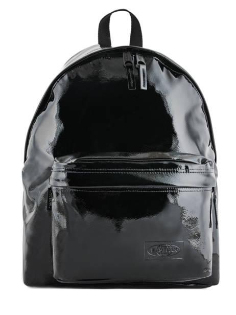 Backpack 1 Compartment Eastpak Black pearlescent K620PEAR