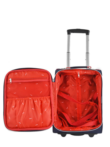 Kids' Luggage Tann's Blue hossegor 70752 other view 5